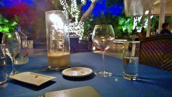 Ocean Club Resort : Dining at Opus restaurant