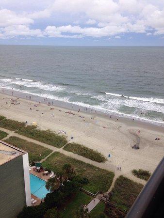 The Patricia Grand, Oceana Resorts: One bedroom two queen suite ocean view 16th floor facing east