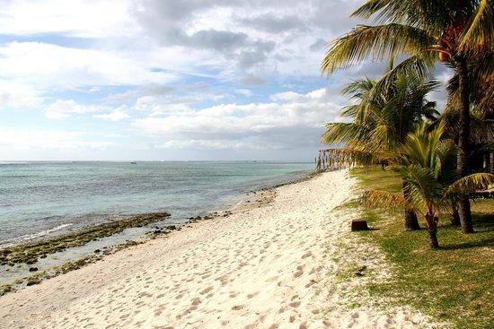 Dinarobin Beachcomber Golf Resort & Spa: Page du Dinarobin