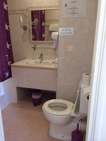 Hotel Aria: Banyo
