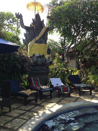 Suma Hotel Lovina Beach: La piscine