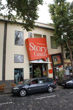 Madeira Story Centre: Story Centre