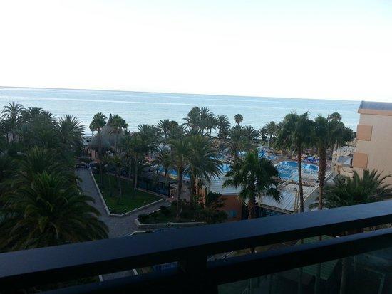 Orquidea Hotel : room view