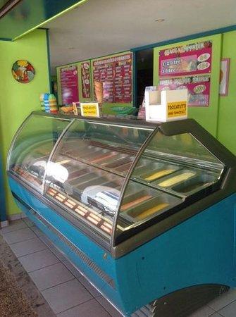 Toccatutti : glaces maison