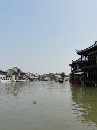 Miki Tours: The river