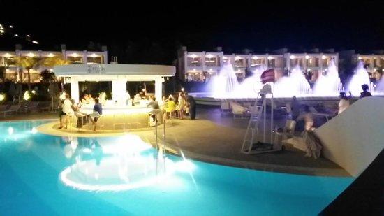 Princess Andriana Resort & Spa: Pool Bar