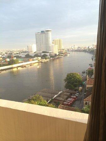 Mandarin Oriental, Bangkok: Uitzicht vanaf de kamer