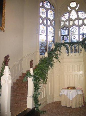 The Elvetham: Main staircase
