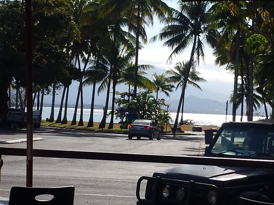 Salsa Bar & Grill: The view from Salsa