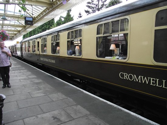 Great Central Railway: The Buffet Car