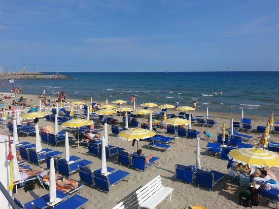 Hotel Jole: spiaggia