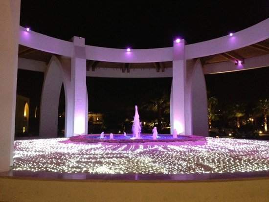 Melia Sharm Resort & Spa: l'entrata dell'albergo
