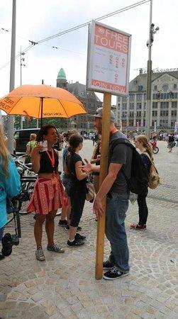 360 Amsterdam - Free Tours. Picture: Gintaras Girdenis