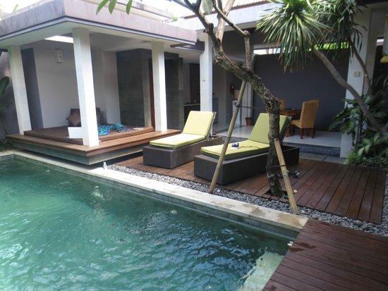Aria Exclusive Villas and Spa : Aria villa