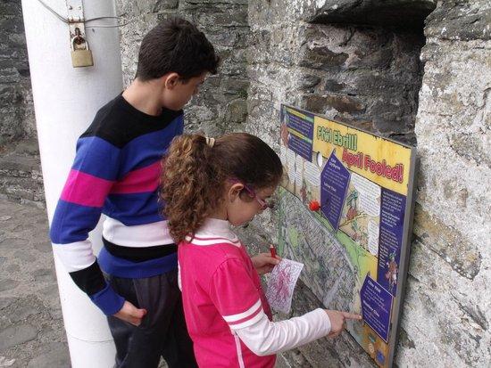 Conwy Castle: Castle Quest