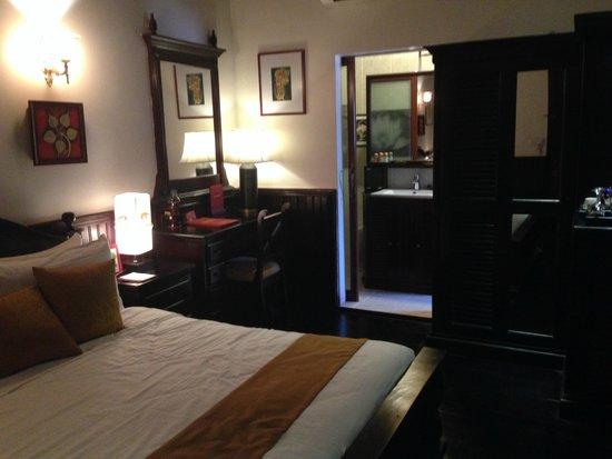 HanumanAlaya Villa : room