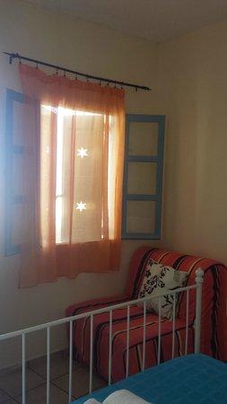 Aspa Villas: Window