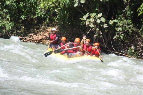 Kiulu River : Pad hard