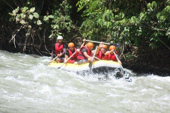 Kiulu River : Fun