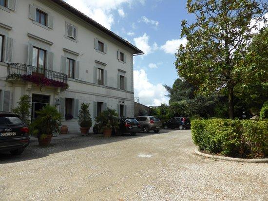 Hotel Garden: Hotel