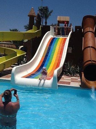 Aqua Blu Sharm: lexie having fun