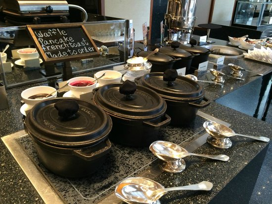 The Sukhothai Bangkok : breakfast