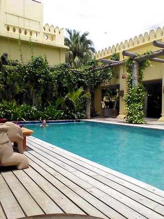 Areindmar Hotel: Swimming pool