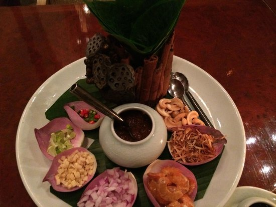 The Sukhothai Bangkok: restaurant_Celadon
