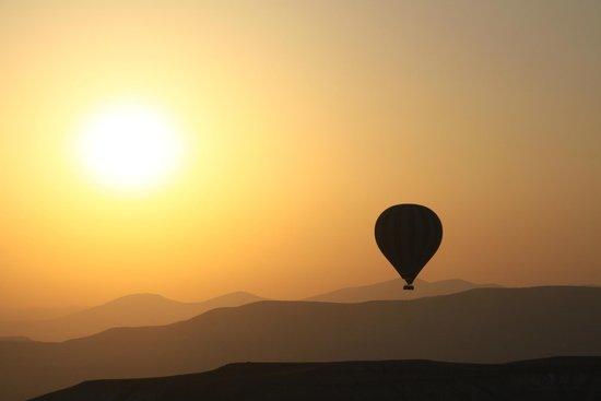 Turkiye Balloons: View from our Balloon