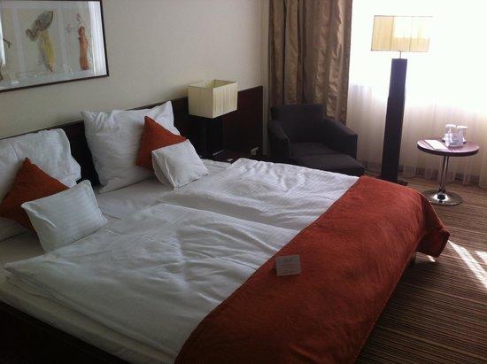 Apollo Hotel: The room
