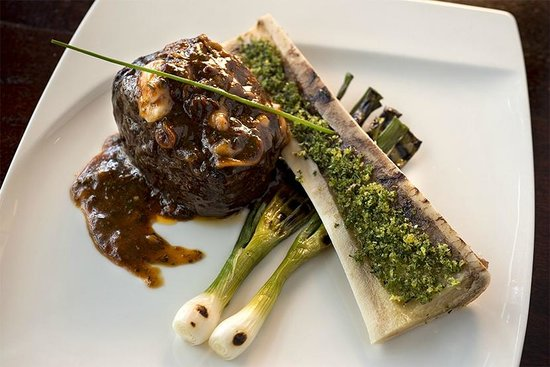 The Meat Co: Fillet Steak and Bone Marrow