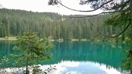 Lago di Carezza: lago