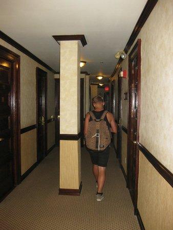 Hotel 31: Room floor