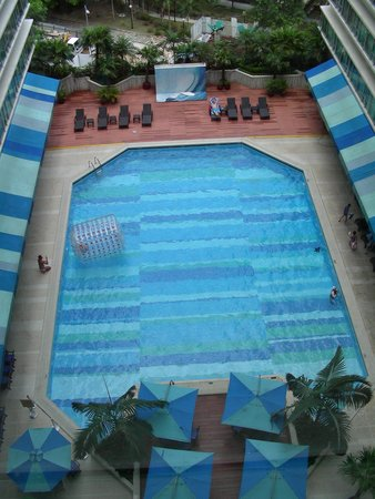 Regal Riverside Hotel: La piscine