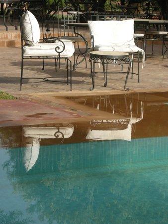 Ksar Shama : down by the pool