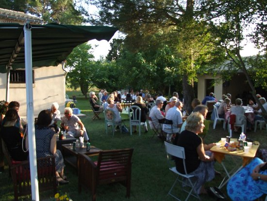 The French House Party, Carcassonne: An evening concert with Dean