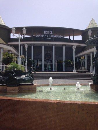 Jardines de Nivaria - Adrian Hoteles: Entrance