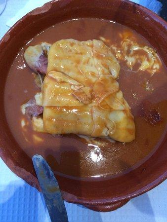 Taberninha Do Manel : Le croque monsieur portugais!