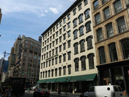 Cosmopolitan Hotel - Tribeca: Hotel