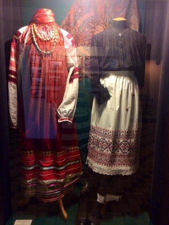 Konstantinovo, Rosja: В музее