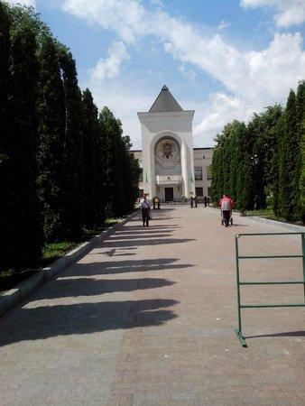Danilov Monastery: Патриархия в Даниловом монастыре