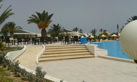 Djerba Holiday Beach: piscine