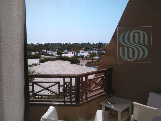 Sonesta Pharaoh Beach Resort Hurghada: view