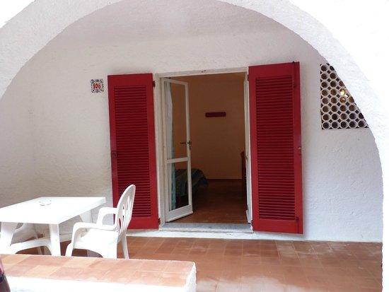 Hotel Mirage: entrata
