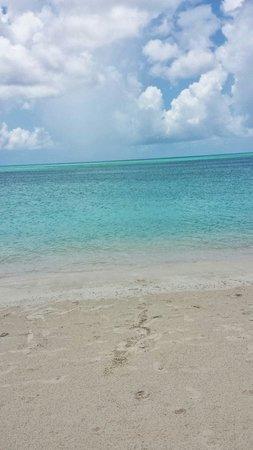 Club Med Columbus Isle : Mare da sogno