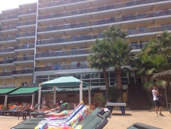 Rosamar Garden Resort: Billard Ping Pong HOTEL