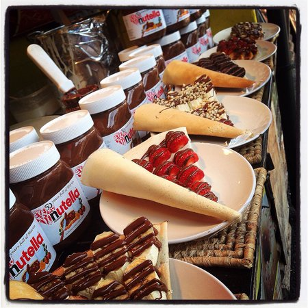 Camden Market : Sweet experience