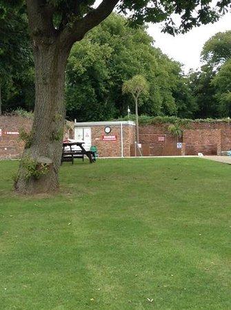 Coed Helen Holiday Park Updated 2017 Campground Reviews Caernarfon Wales Tripadvisor