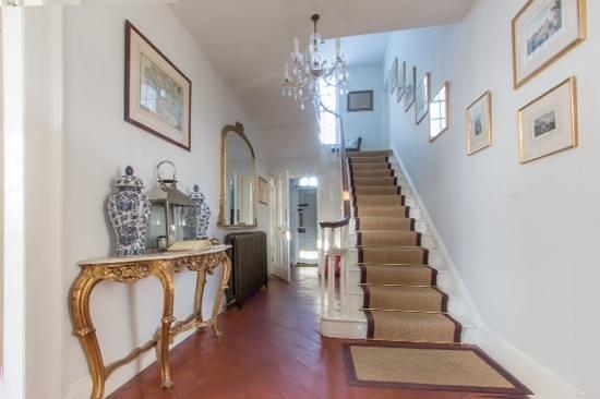 Thormanby, UK: Hallway
