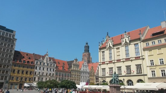 Old Town- Historic Center: Oude stad